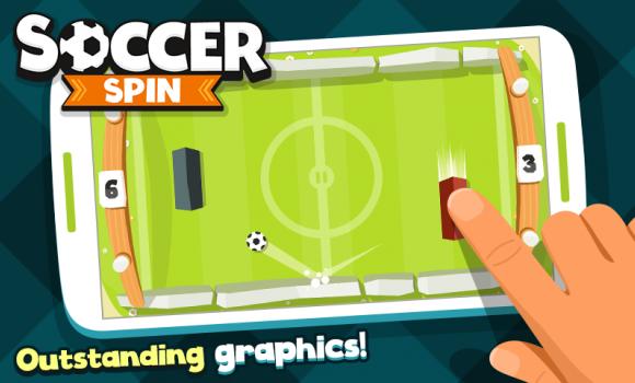 Soccer Spin Ekran Görüntüleri - 3