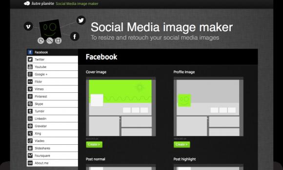 Social Media Image Maker Ekran Görüntüleri - 3