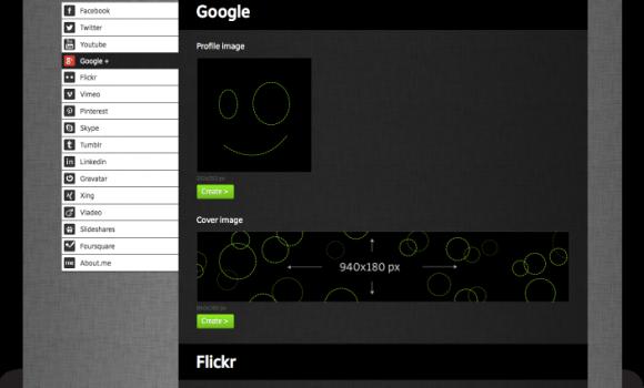 Social Media Image Maker Ekran Görüntüleri - 2