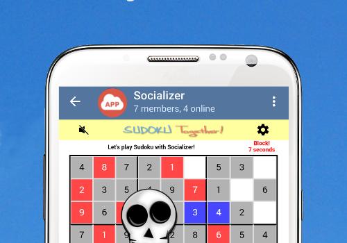Socializer Messenger Ekran Görüntüleri - 5