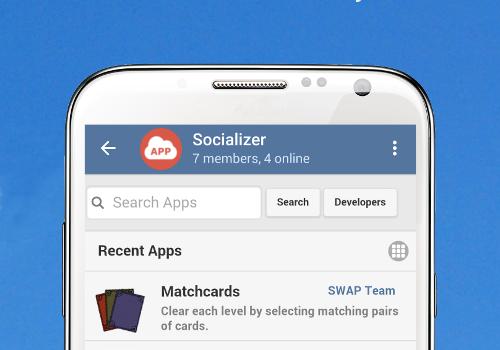 Socializer Messenger Ekran Görüntüleri - 2