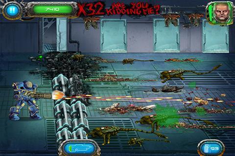 Soldier vs Aliens Ekran Görüntüleri - 3