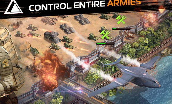 Soldiers Inc: Mobile Warfare Ekran Görüntüleri - 4