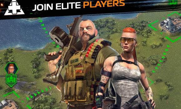 Soldiers Inc: Mobile Warfare Ekran Görüntüleri - 3