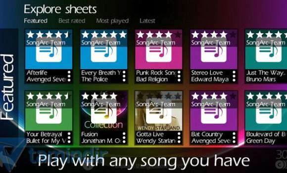 SongArc Ekran Görüntüleri - 2