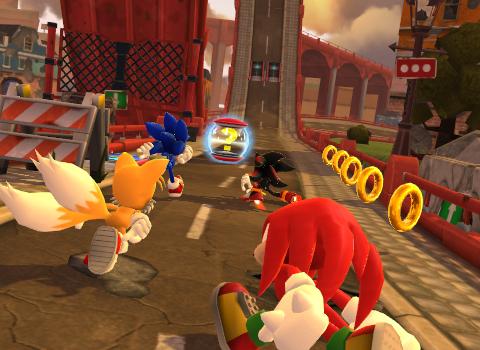 Sonic Forces: Speed Battle Ekran Görüntüleri - 5
