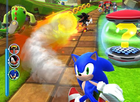 Sonic Forces: Speed Battle Ekran Görüntüleri - 3