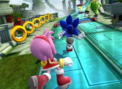 Sonic Forces: Speed Battle Ekran Görüntüleri - 4