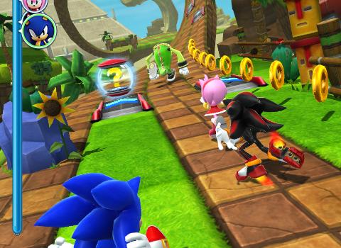 Sonic Forces: Speed Battle Ekran Görüntüleri - 2