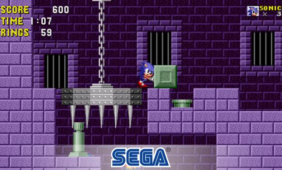 Sonic the Hedgehog Ekran Görüntüleri - 2