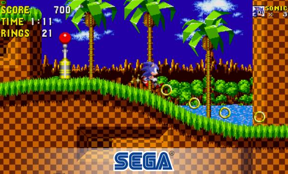 Sonic the Hedgehog Ekran Görüntüleri - 1