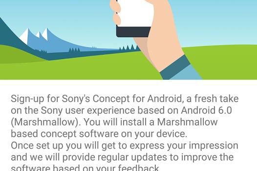 Sony's Concept for Android Ekran Görüntüleri - 2