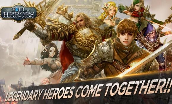 Soul of Heroes : Empire Wars Ekran Görüntüleri - 1