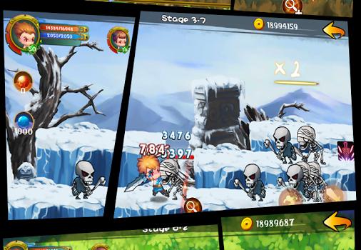 Soul Warrior - Fight Adventure Ekran Görüntüleri - 3