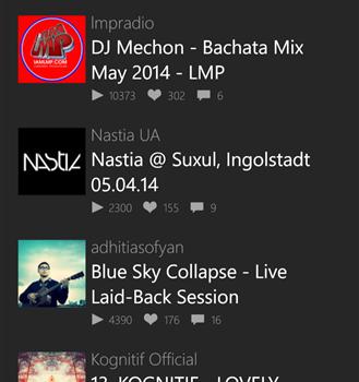 SoundClouda Ekran Görüntüleri - 3