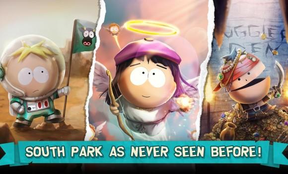South Park: Phone Destroyer Ekran Görüntüleri - 5