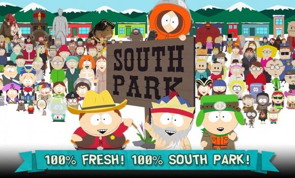 South Park: Phone Destroyer Ekran Görüntüleri - 1