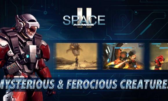 Space Armor 2 Ekran Görüntüleri - 4