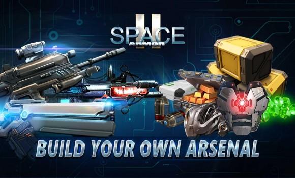 Space Armor 2 Ekran Görüntüleri - 3