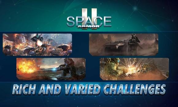 Space Armor 2 Ekran Görüntüleri - 1