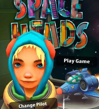Space Heads Ekran Görüntüleri - 1