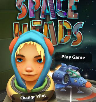 Space Heads Ekran Görüntüleri - 5
