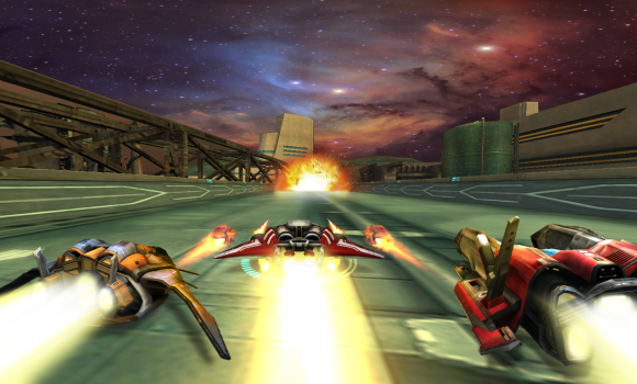 Space Racing 2 Ekran Görüntüleri - 3