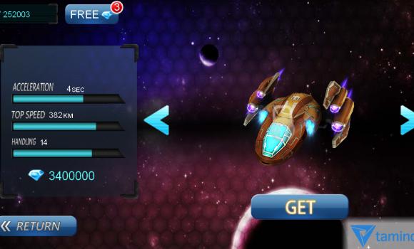 Space Racing 3D Ekran Görüntüleri - 2