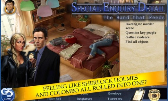 Special Enquiry Detail Ekran Görüntüleri - 5
