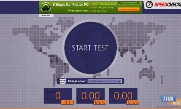 Speed Checker Ekran Görüntüleri - 3