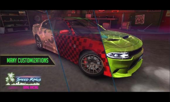 Speed Kings: Drag Racing Ekran Görüntüleri - 3