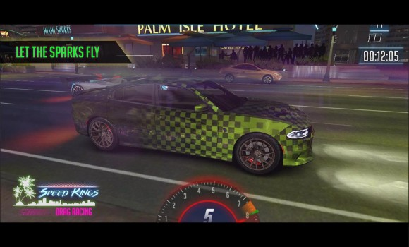 Speed Kings: Drag Racing Ekran Görüntüleri - 2
