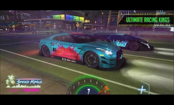 Speed Kings: Drag Racing Ekran Görüntüleri - 4