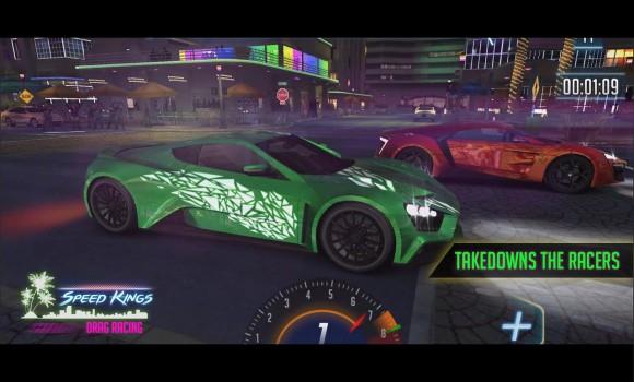 Speed Kings: Drag Racing Ekran Görüntüleri - 1
