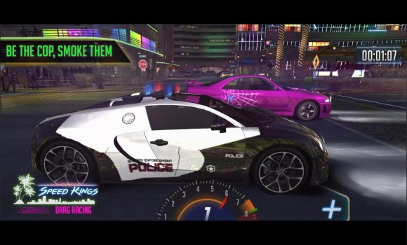 Speed Kings: Drag Racing Ekran Görüntüleri - 5