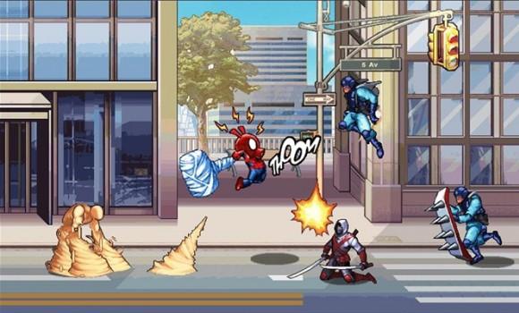 Spider-Man: Ultimate Power Ekran Görüntüleri - 4