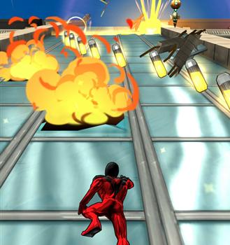 Spider-Man Unlimited Ekran Görüntüleri - 1