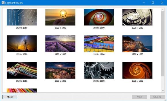 SpotlightPicView Ekran Görüntüleri - 1