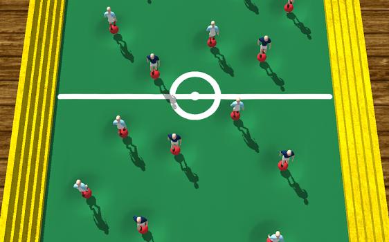 Springs Football Ekran Görüntüleri - 4
