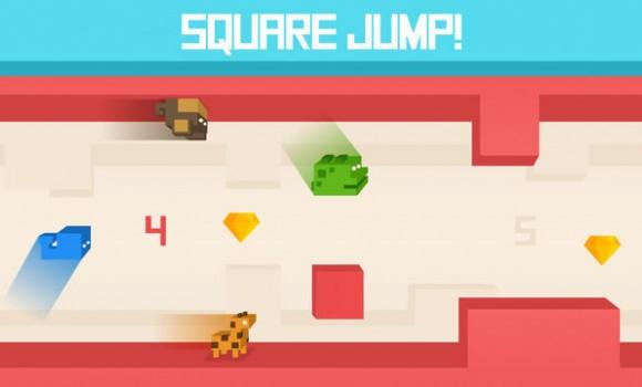 Square Jump! Ekran Görüntüleri - 4