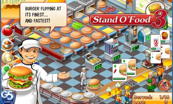 Stand O'Food 3 Ekran Görüntüleri - 5