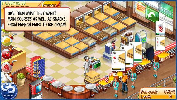 Stand O'Food 3 Ekran Görüntüleri - 3
