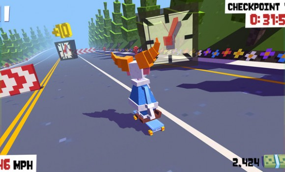 Star Skater Ekran Görüntüleri - 2