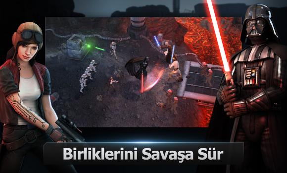 Star Wars: Force Arena Ekran Görüntüleri - 2