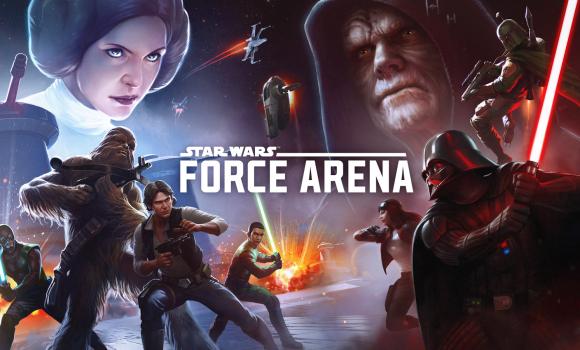 Star Wars: Force Arena Ekran Görüntüleri - 4