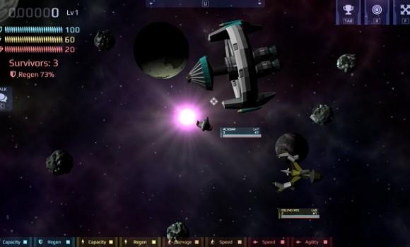 Starblast.io Ekran Görüntüleri - 3