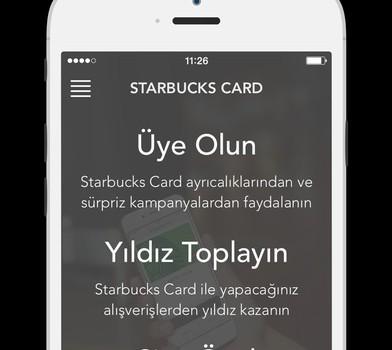 Starbucks Ekran Görüntüleri - 5