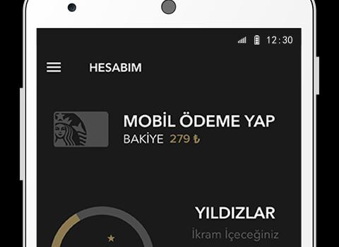 Starbucks Ekran Görüntüleri - 3