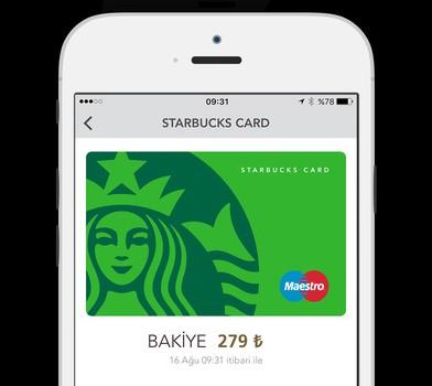 Starbucks Ekran Görüntüleri - 2