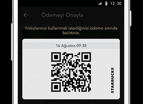Starbucks Ekran Görüntüleri - 1